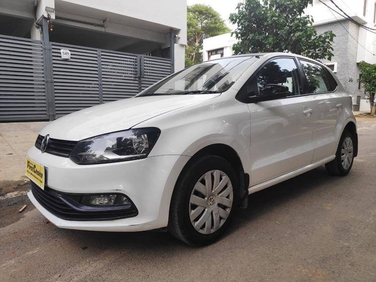 2016 Used Volkswagen Polo COMFORTLINE 1.5L D