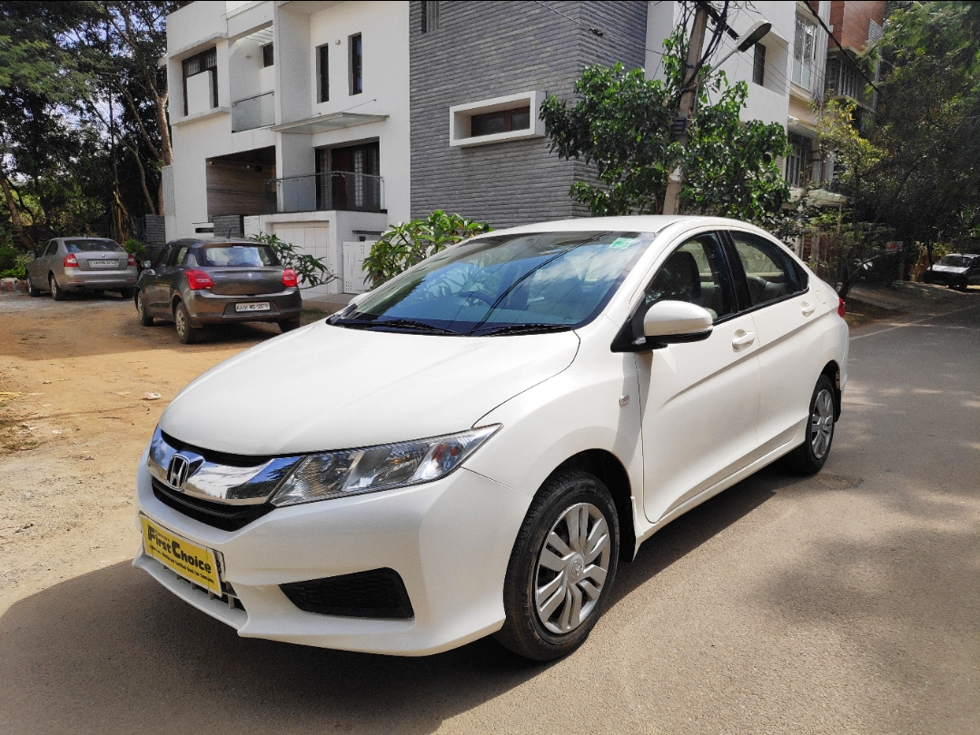 2015 Used Honda City SV MT PETROL