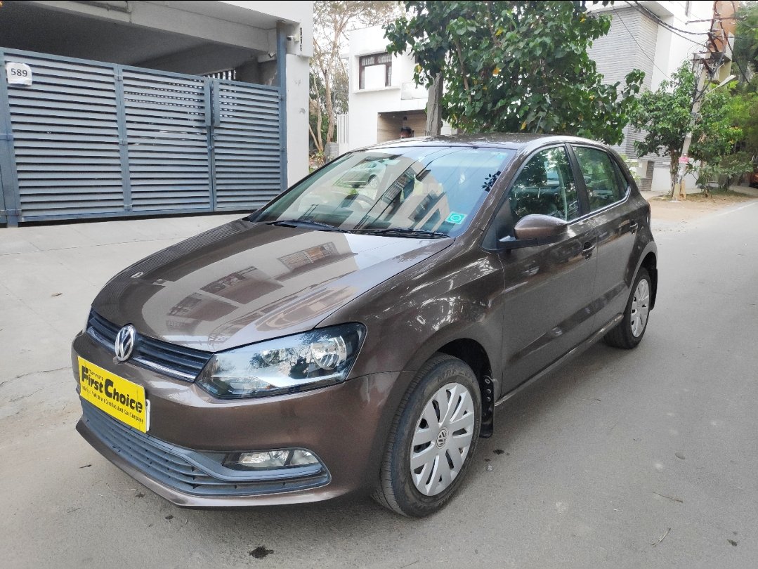 2016 Used Volkswagen Polo COMFORTLINE 1.2L PETROL