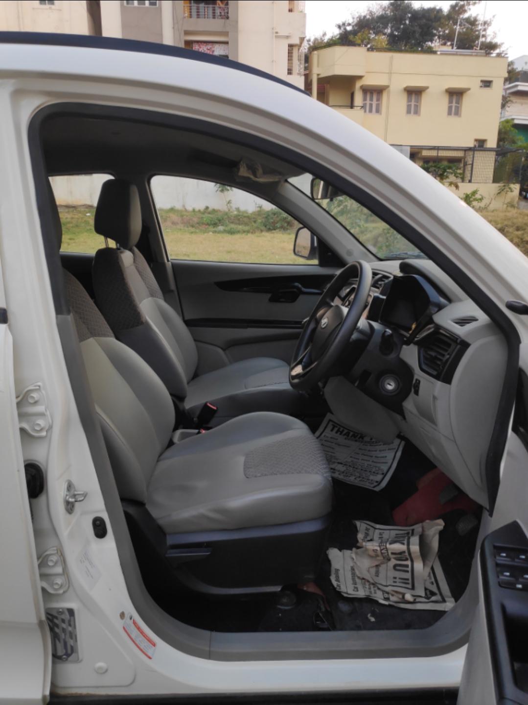 2017 Used MAHINDRA KUV100 K4 PLUS 5 SEATER PETROL