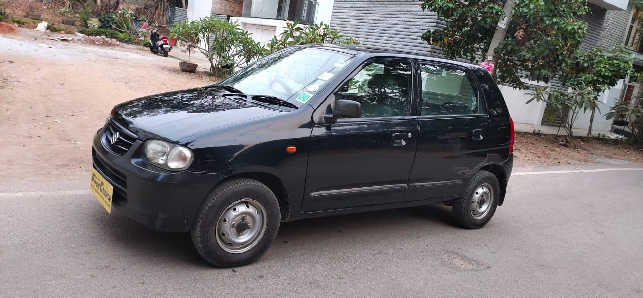 2003 Used Maruti Suzuki Alto LXI BS III