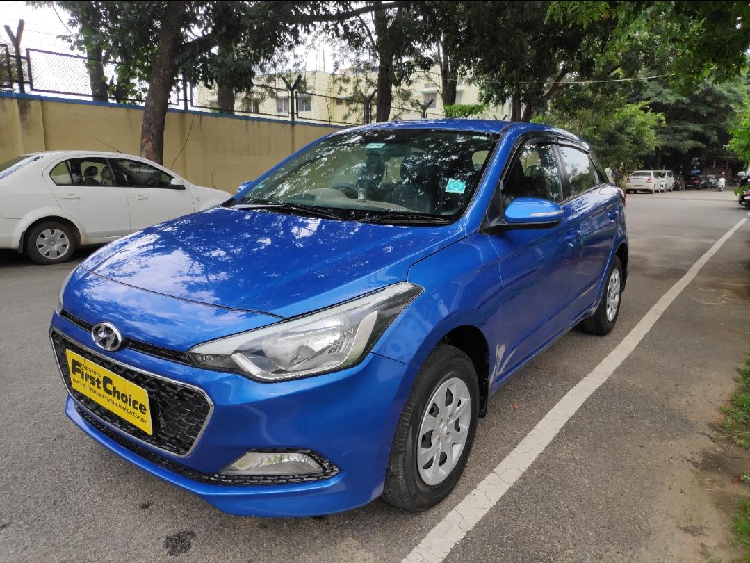 2017 Used Hyundai Elite I20 SPORTZ 1.2