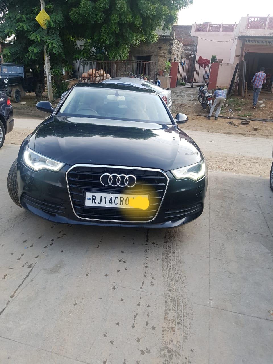 2012 Used Audi A6 2.0 TDI