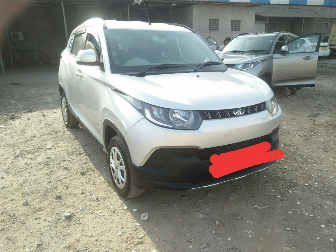 2016 Used MAHINDRA KUV100 K6 PLUS 6 SEATER DIESEL