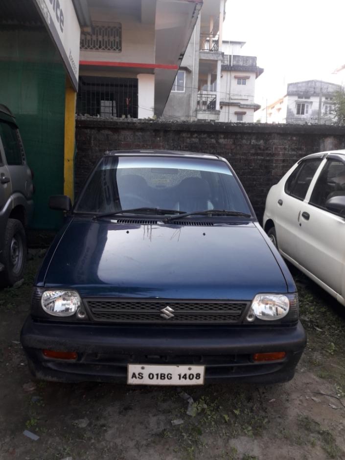 2013 Used Maruti Suzuki 800 AC