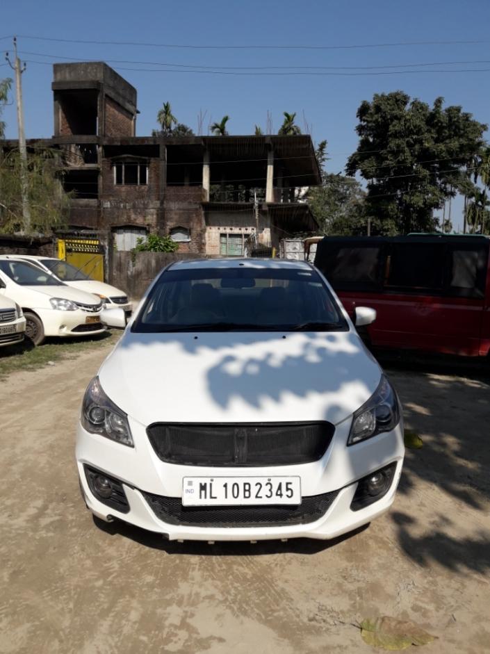 2016 Used Maruti Suzuki Ciaz ZDI PLUS  SHVS