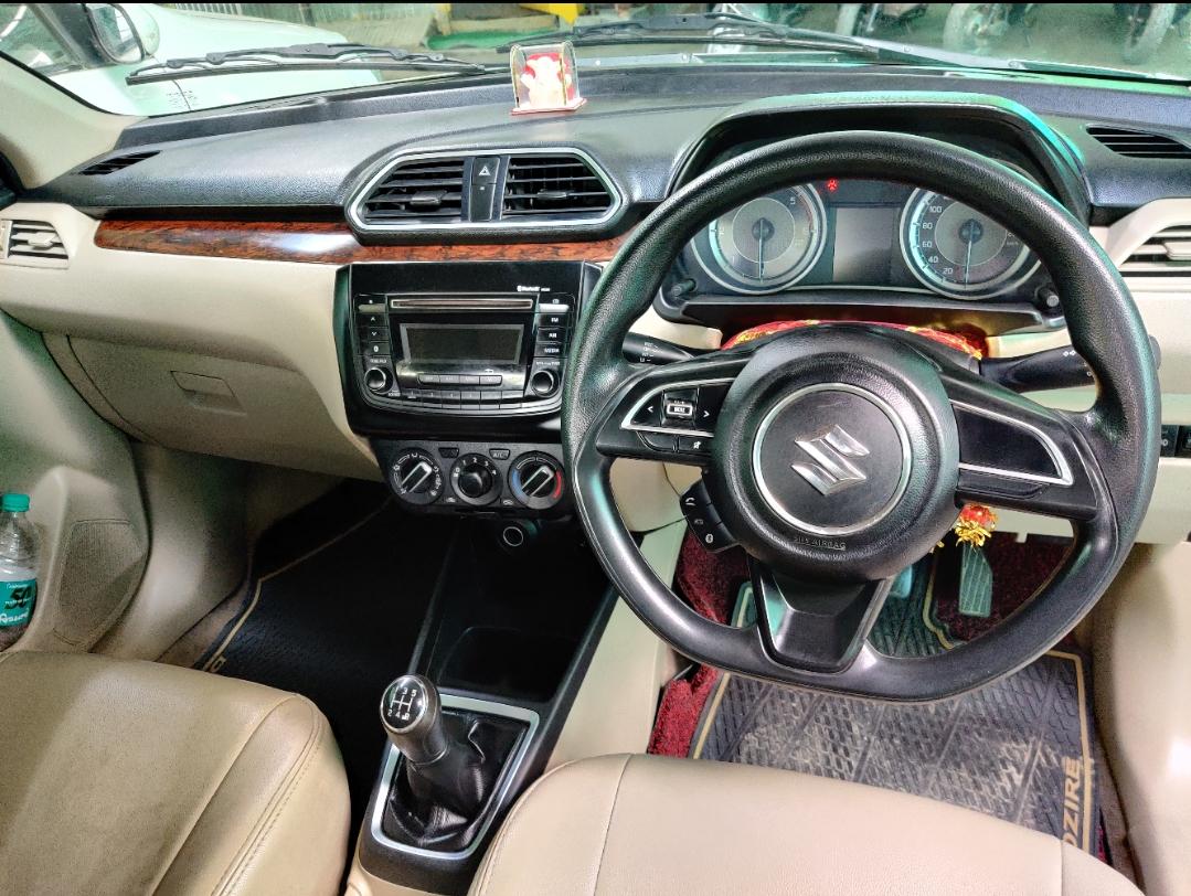 2017 Used Maruti Suzuki Swift Dzire VDI