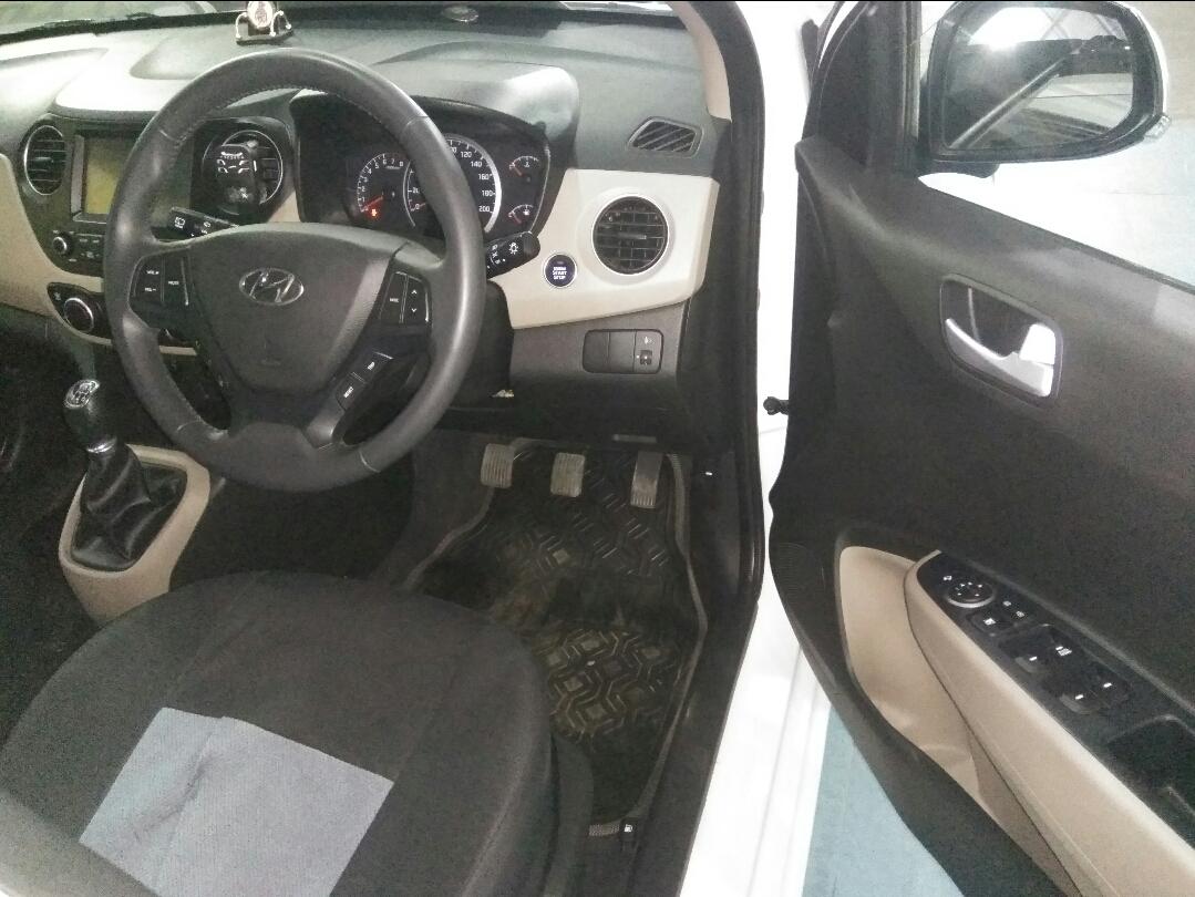 2017 Used Hyundai Grand I10 ASTA AT 1.2 KAPPA VTVT