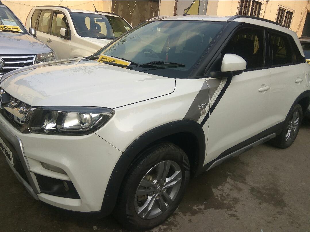 2016 Used Maruti Suzuki Vitara Brezza ZDi