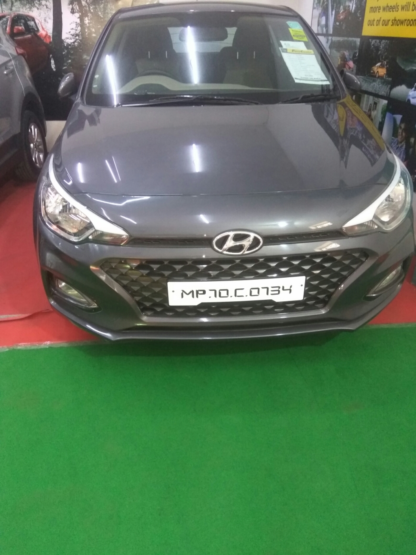 2018 Used Hyundai I20 SPORTZ 1.2 BS IV