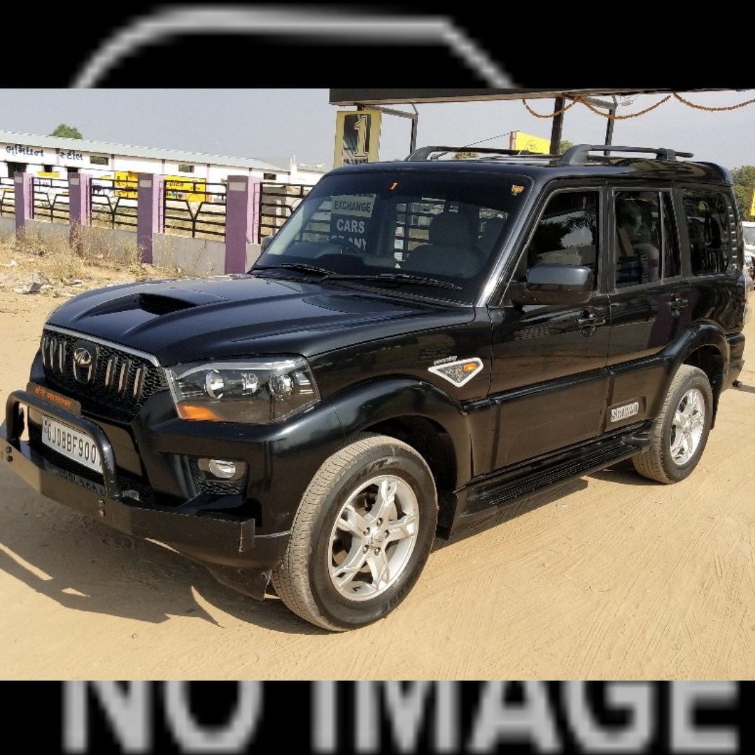 Mahindra Scorpio S10 - Mahindra First Choice