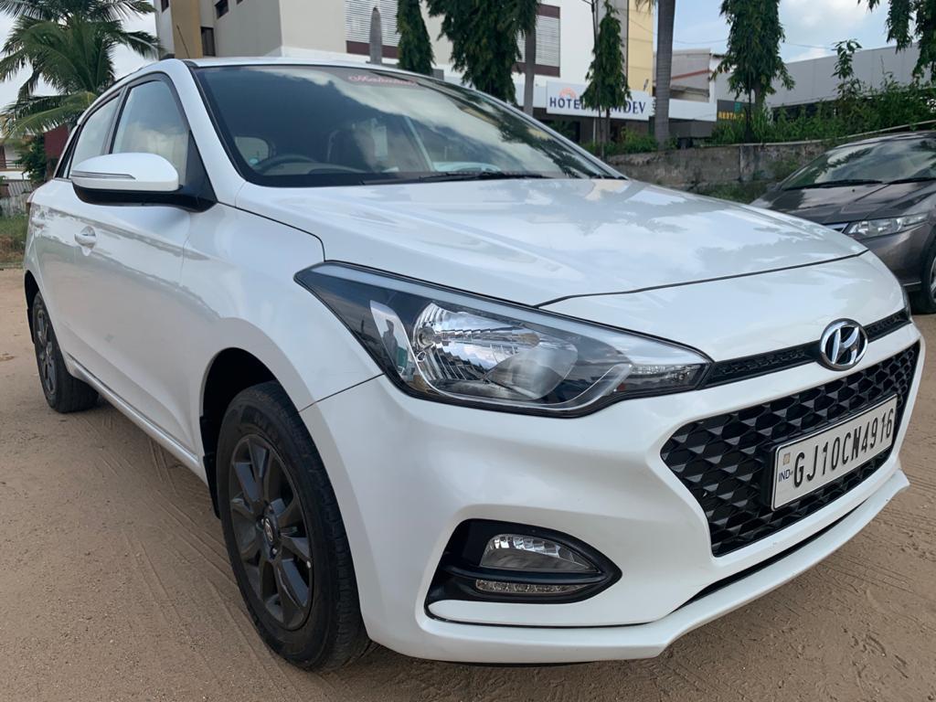 2018 Used Hyundai Elite I20 ASTA 1.4 CRDI