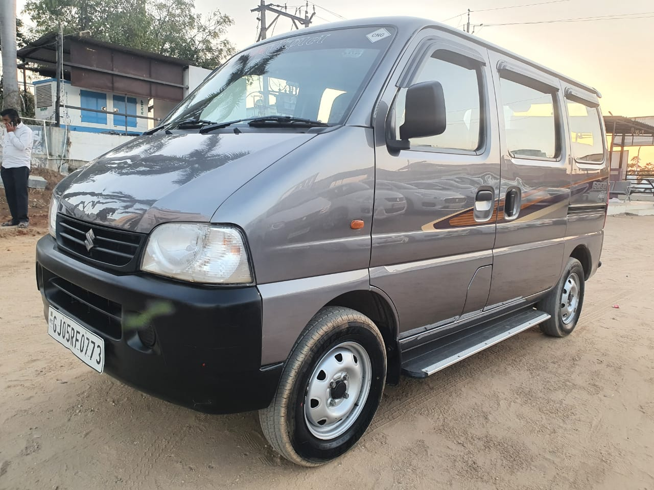 2018 Used Maruti Suzuki Eeco(2010_2020) 5 STR WITH A/C