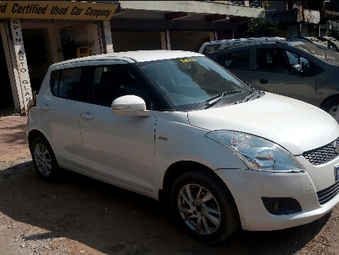 2013 Used Maruti Suzuki Swift ZDI