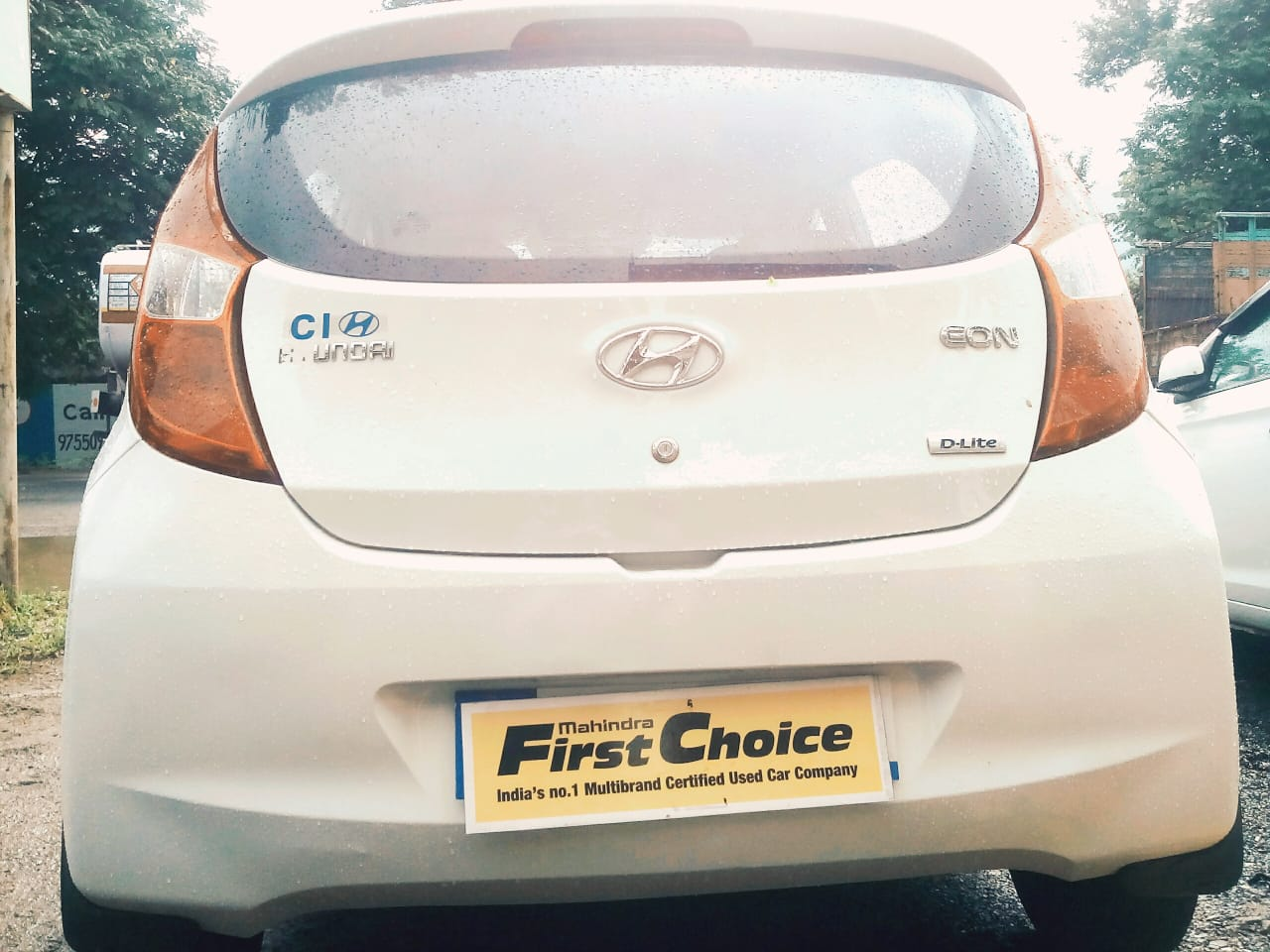 2016 Used Hyundai Eon D LITE PLUS