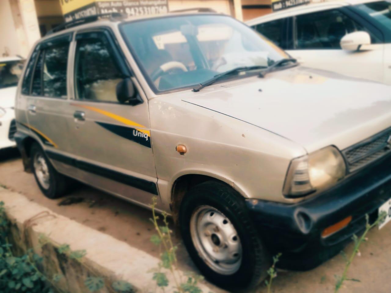 2008 Used Maruti Suzuki 800 AC BS III