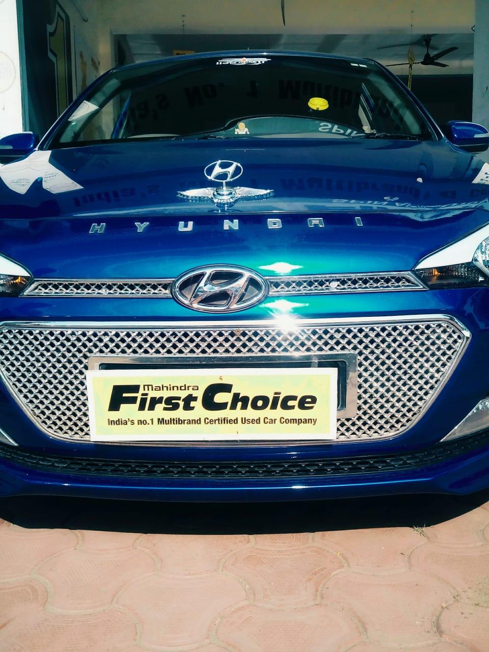 2015 Used Hyundai I20 ASTA 1.4 CRDI