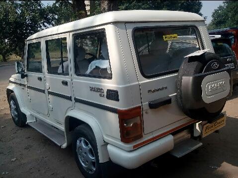 2014 Used Mahindra Bolero SLX