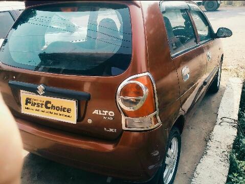 2014 Used Maruti Suzuki Alto K10 LXI