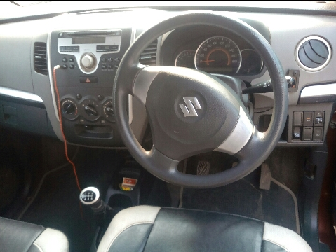 2010 Used Maruti Suzuki Wagon R VXI MINOR