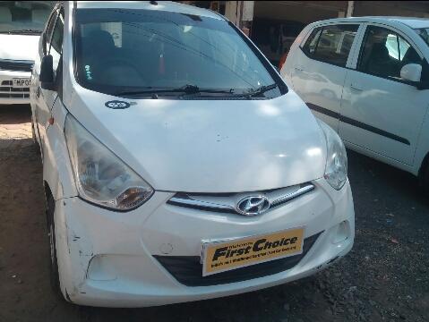 2012 Used Hyundai Eon ERA PLUS LPG