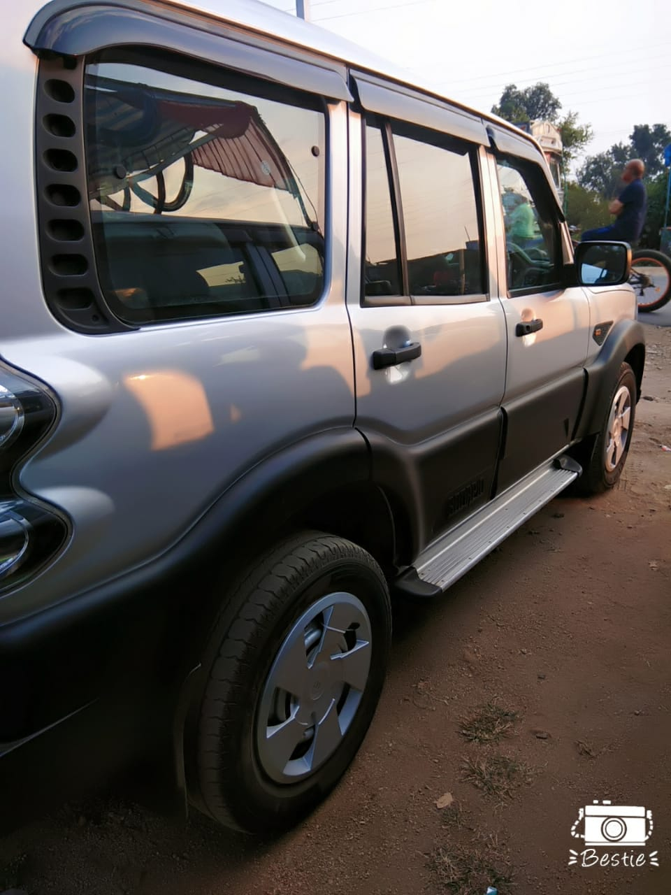 2016 Used Mahindra Scorpio S4PLUS