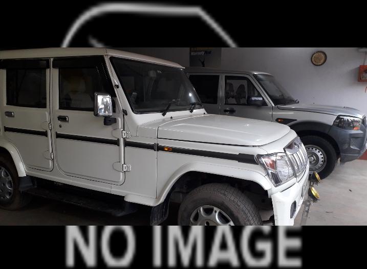 2016 Used Mahindra Bolero SLX
