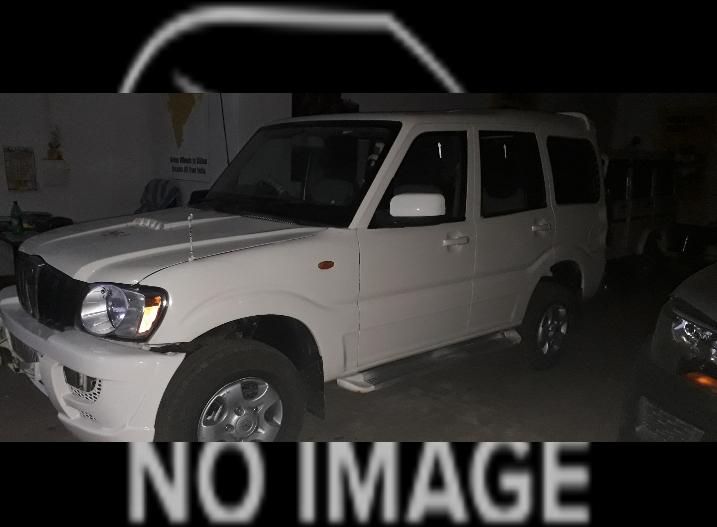 2013 Used Mahindra Scorpio 2.6 DX