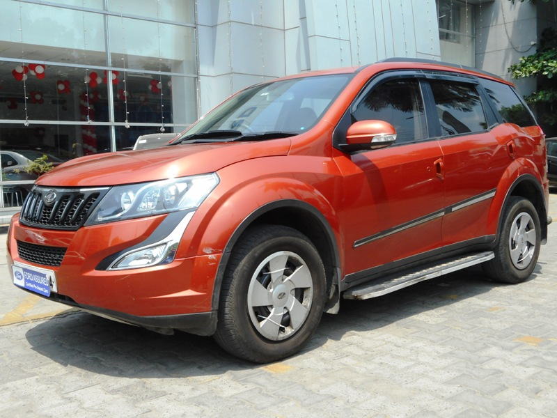 2016 Used Mahindra Xuv500 W6