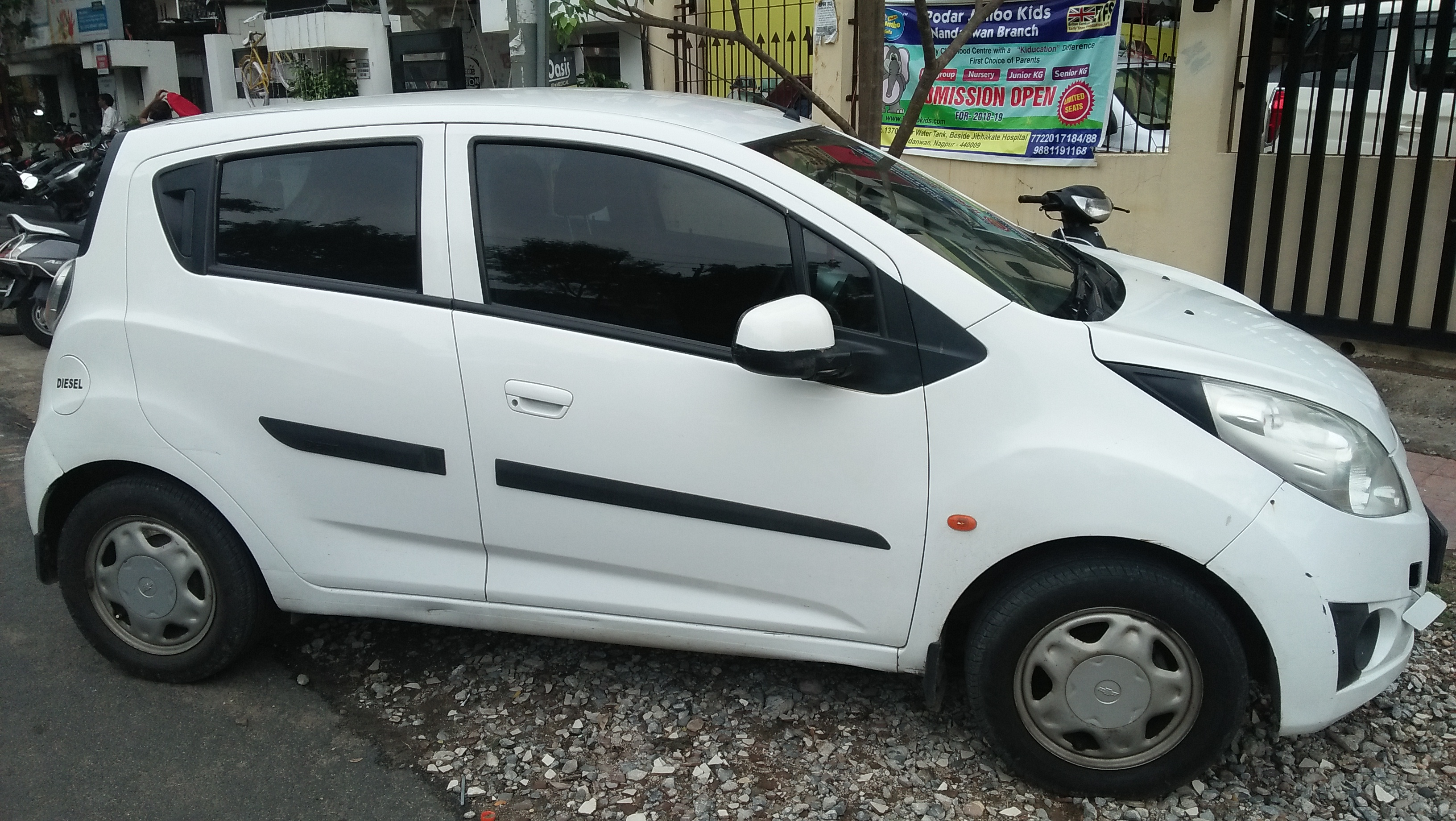 2012 Used Chevrolet Beat LS DIESEL