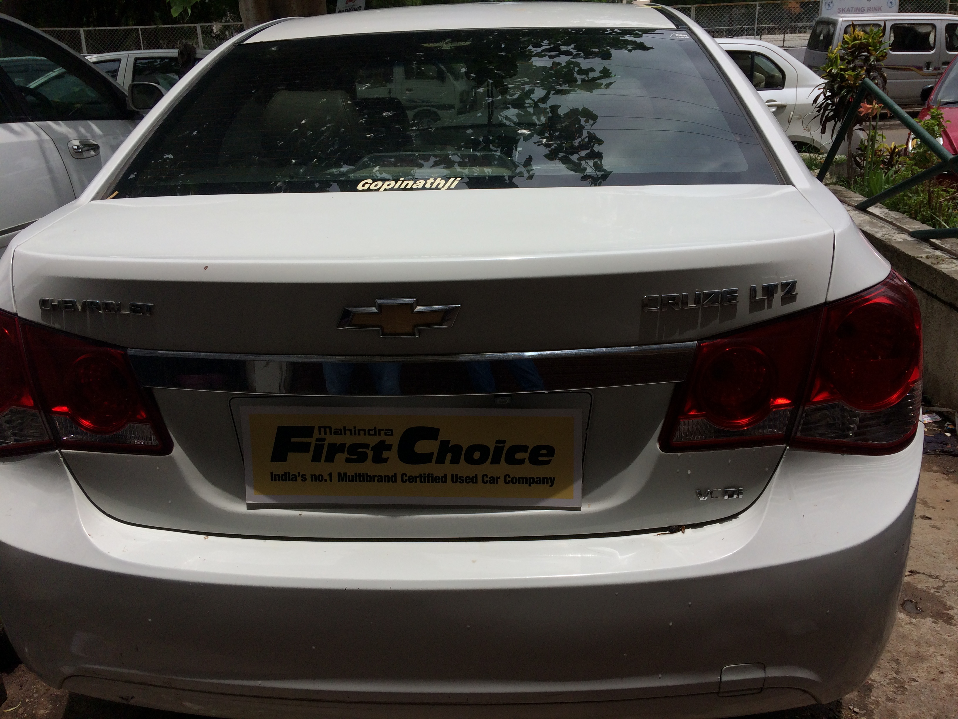 2010 Used Chevrolet Cruze LTZ