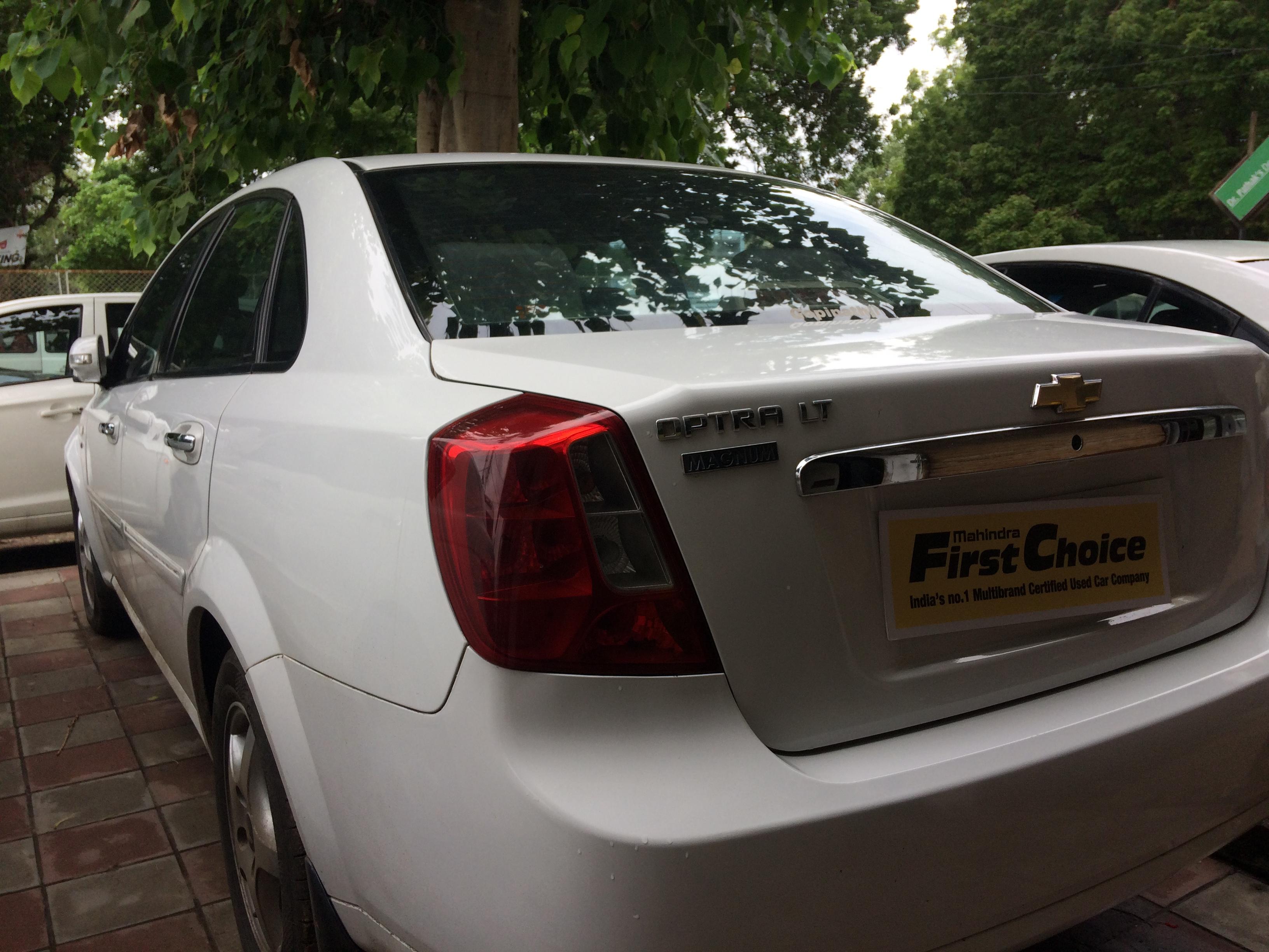 2011 Used Chevrolet Optra Magnum LT 2.0 TCDI