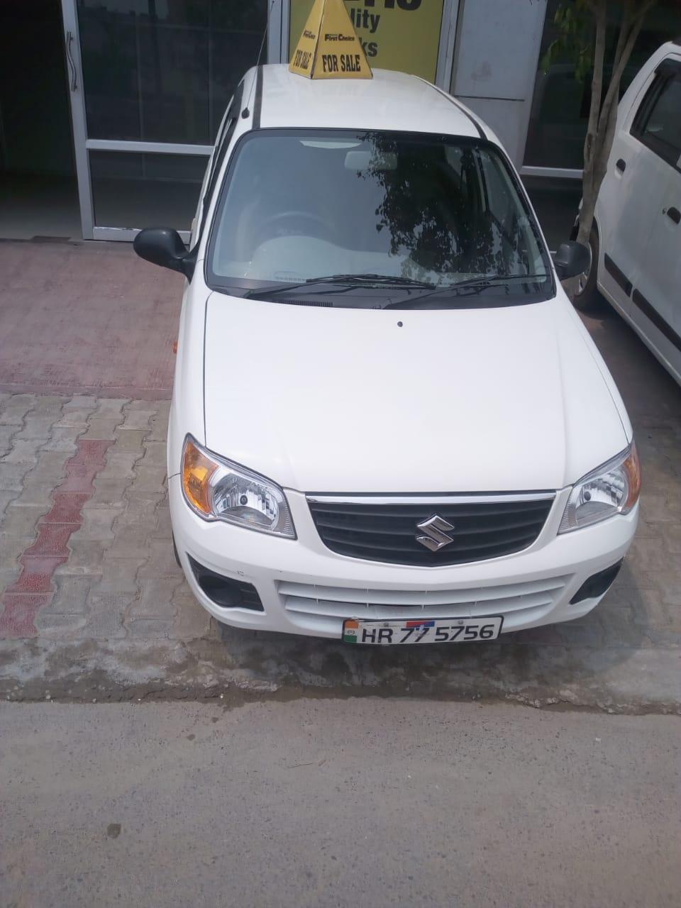 2012 Used Maruti Suzuki Alto K10 LXI