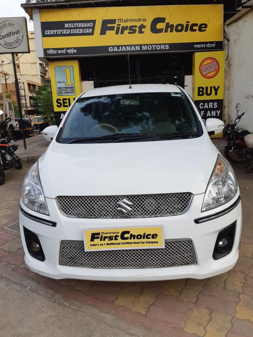 2014 Used Maruti Suzuki Ertiga VDI