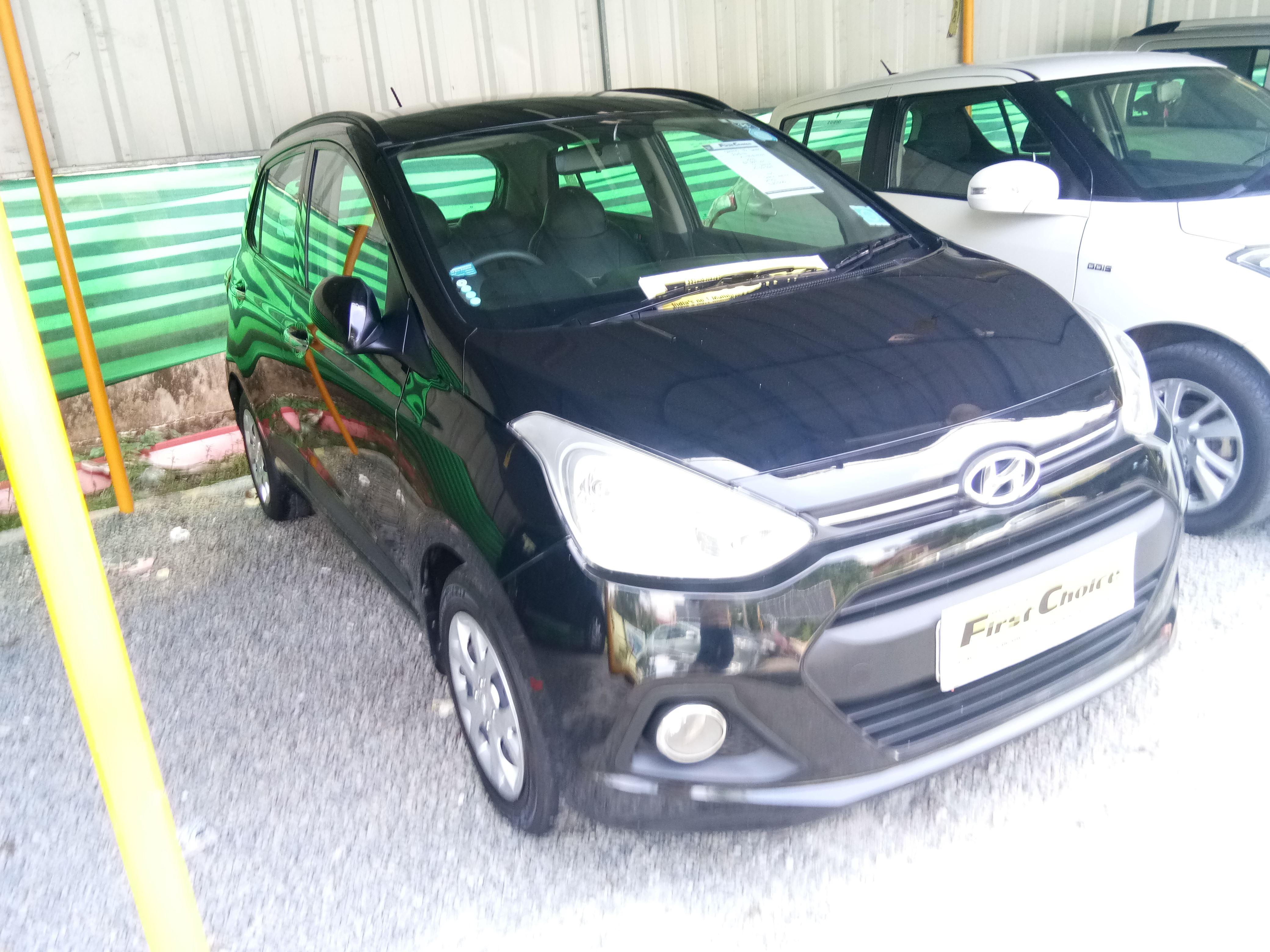 2013 Used Hyundai Grand I10 SPORTZ 1.2 KAPPA VTVT