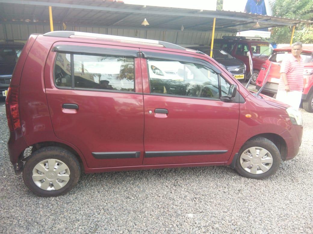 2012 Used Maruti Suzuki Wagon R 1.0 LXI