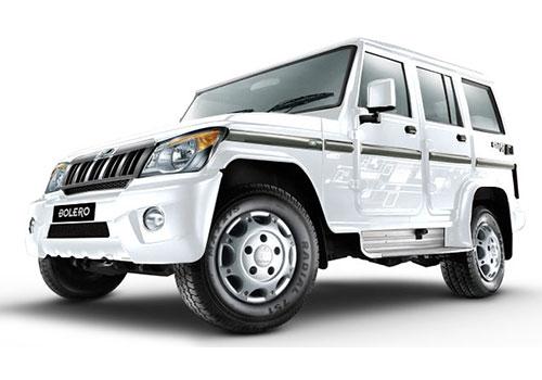 2010 Used Mahindra Bolero SLX