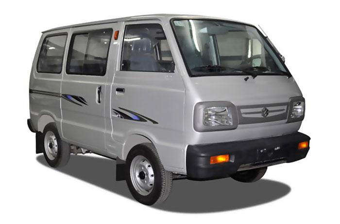2007 Used Maruti Suzuki Omni 8 SEATER BS III