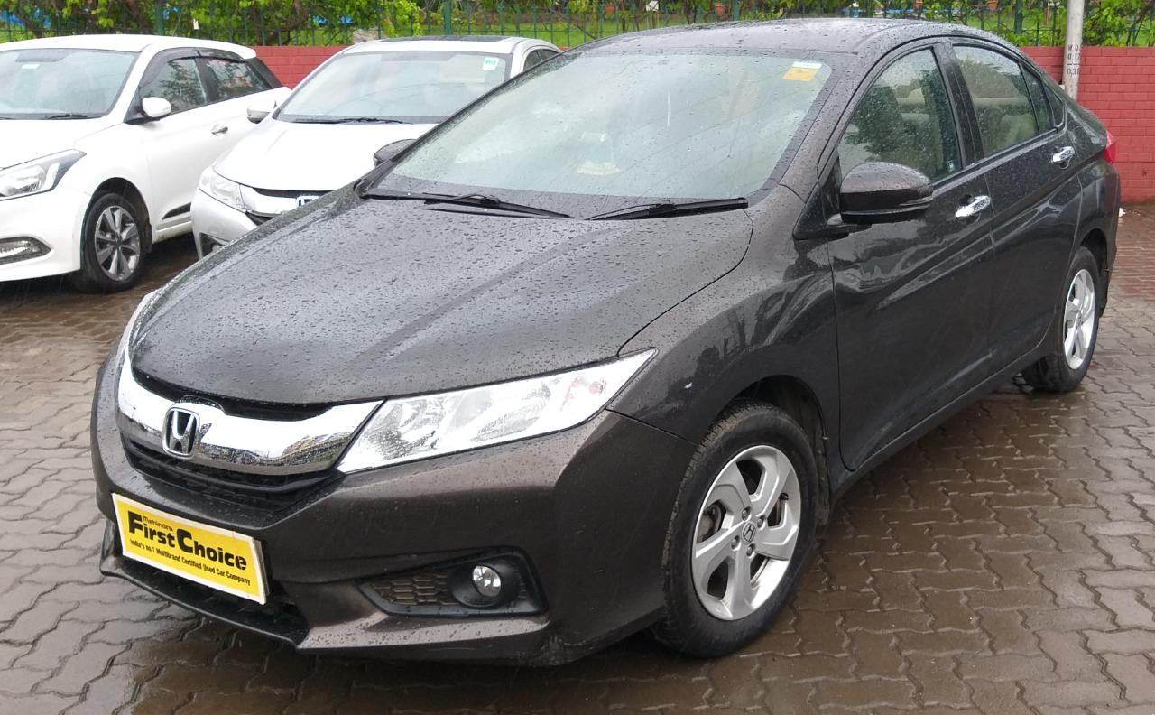 2014 Used Honda City 1.5 V MT