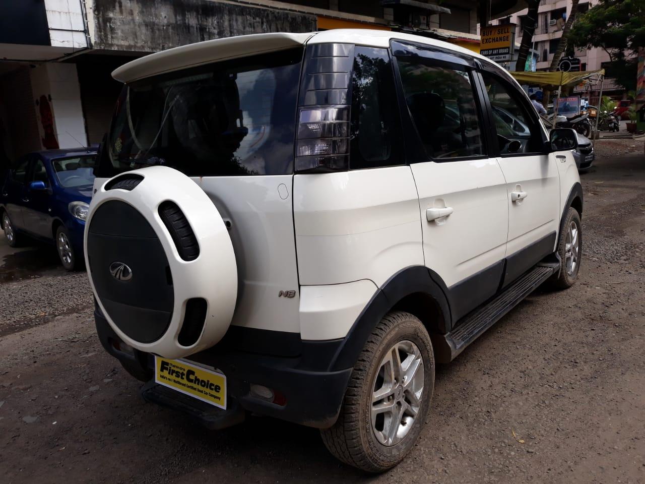 2016 Used Mahindra Nuvo Sport N8