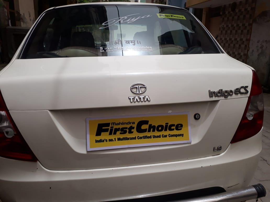 2015 Used Tata Indigo Ecs LS TDI