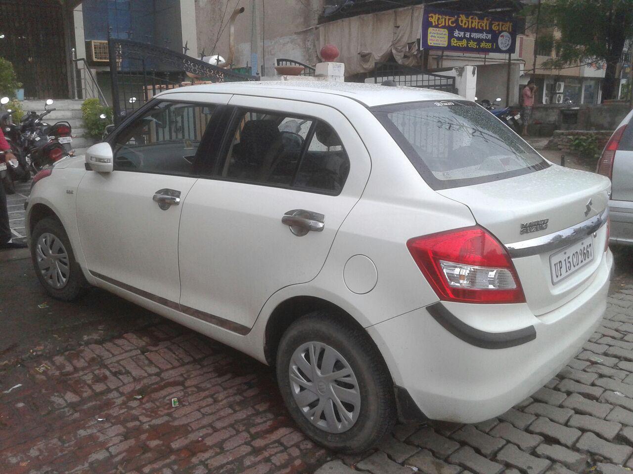 2016 Used Maruti Suzuki Swift Dzire VDI BS IV