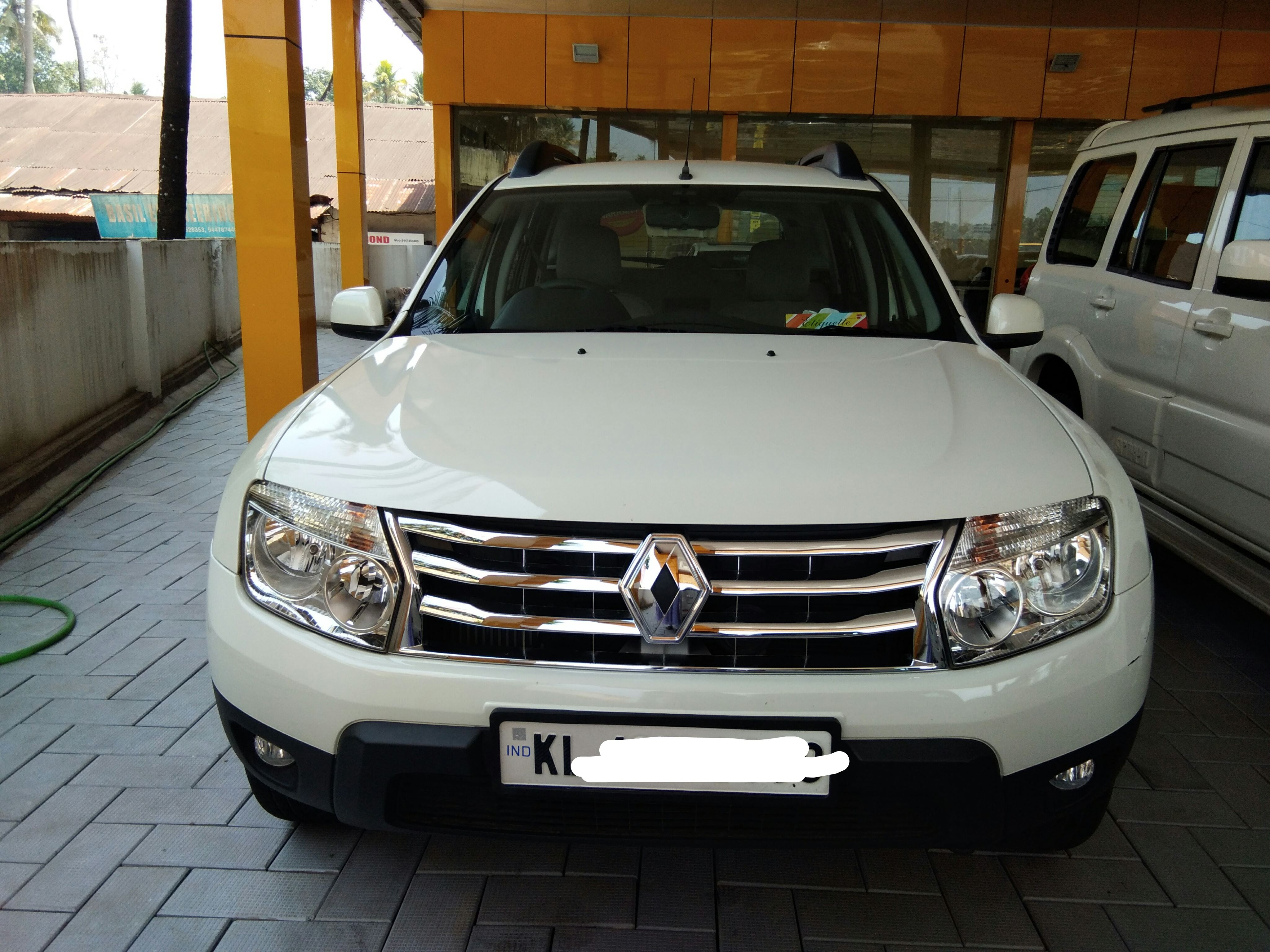 2015 Used Renault Duster RXL