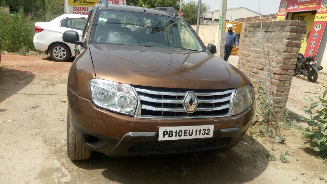 2014 Used Renault Duster 85 PS RXE