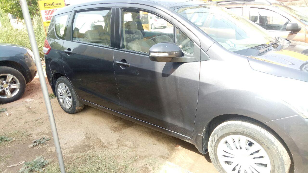 2015 Used Maruti Suzuki Ertiga VDI