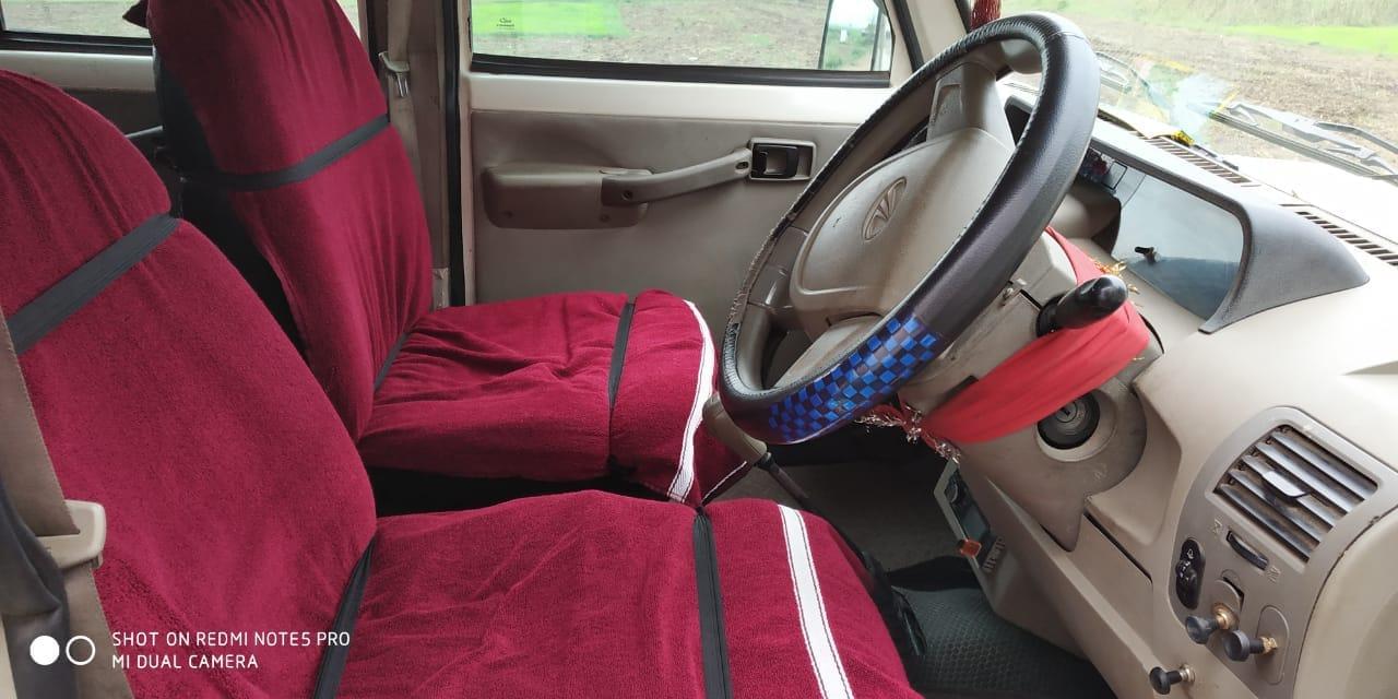 2011 Used Maruti Suzuki Omni 8 SEATER