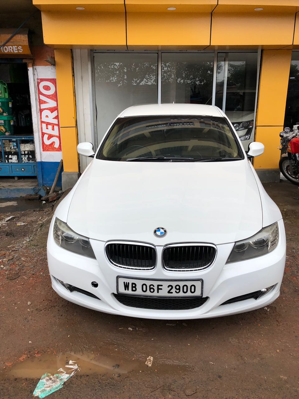 2011 Used Bmw 3 Series 320 D