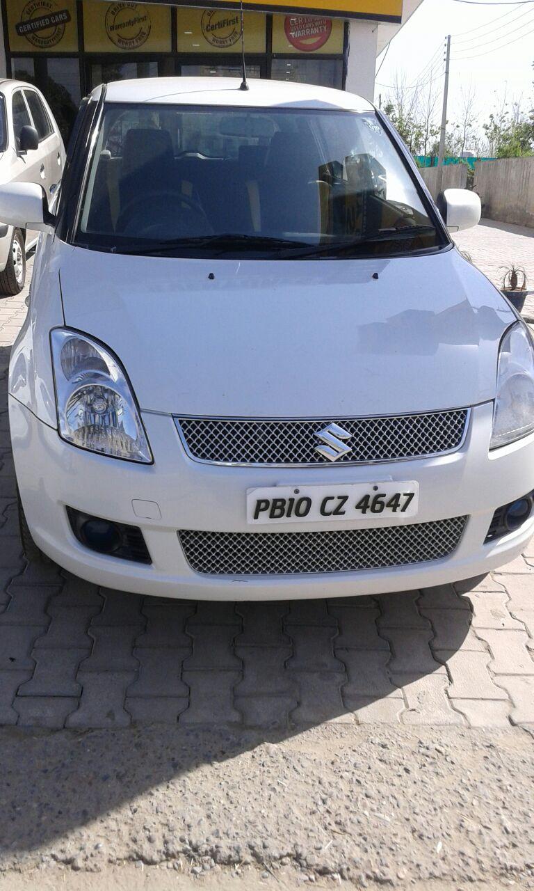 2010 Used Maruti Suzuki Swift VDI