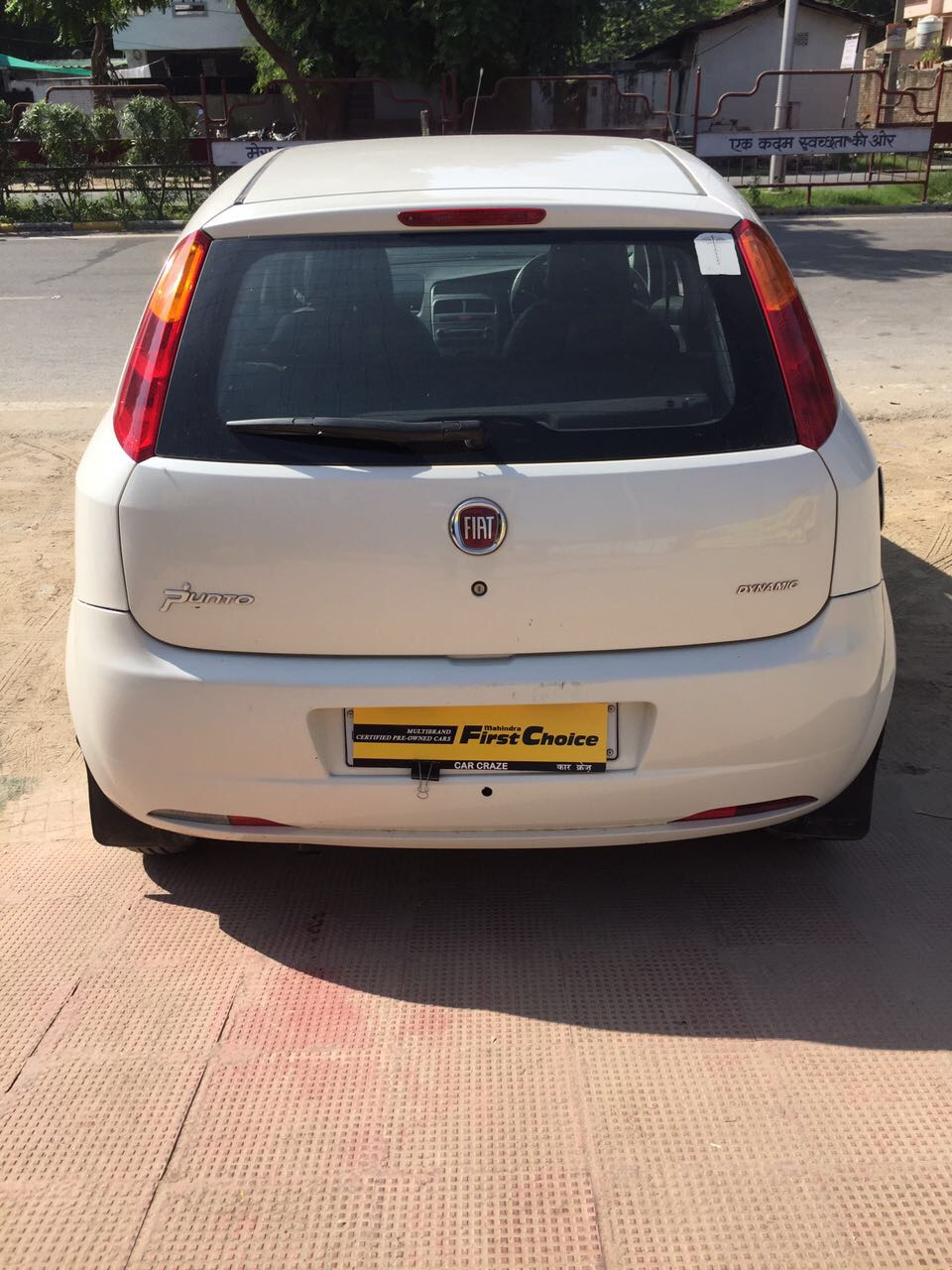 2014 Used Fiat Grand Punto DYNAMIC 1.3