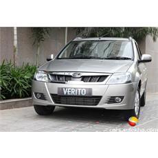 2012 Used Mahindra Verito 1.5 D4 PLAY BS III